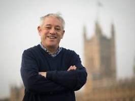 harte kritik an johnson: john bercow wechselt zur labour-partei