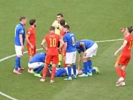 Squadra Azzura wechselt Torwart: Italien marschiert, Wales jubelt, die Schweiz bangt