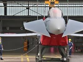 steuergelder für fcas: rechnungshof kritisiert luftkampfsystem