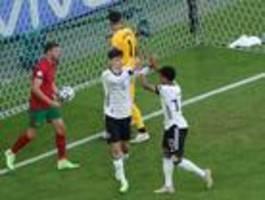 Internationale Pressestimmen zum Spiel Portugal-Deutschland