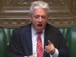 Britischer Ex-Parlamentspräsident Bercow wechselt zur Labour Party