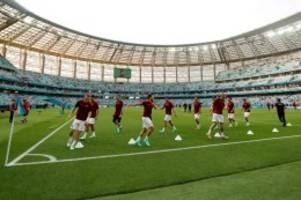 Fußball-EM: Live! Türkei und die Schweiz wollen ins Achtelfinale