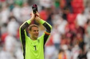 Fußball-EM: EM: Uefa prüft Regenbogen-Binde von DFB-Kapitän Manuel Neuer
