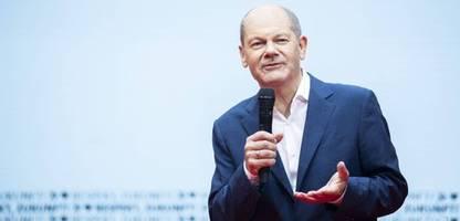 SPD: Olaf Scholz lehnt Steuererleichterungen für Unternehmen ab