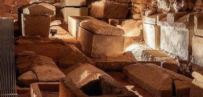 sarkophag-fund in trier: was dieser grabschatz über die römische elite verrät