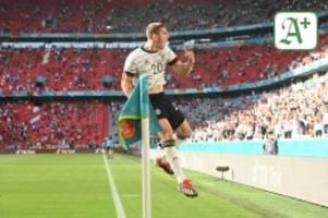 Fußball-EM: Fußball-Profi Robin Gosens, der neue Liebling der Nation
