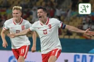Fußball-EM: Polen-Torjäger Robert Lewandowski: Erlösung nach der Kritik