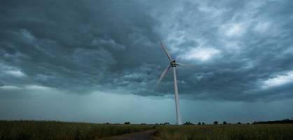 heftige unwetter in teilen deutschlands erwartet
