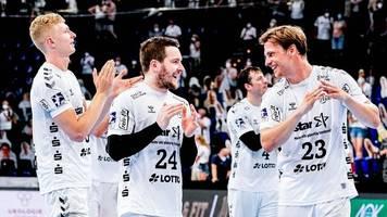 Handball-Bundesliga: Kiel und Flensburg weiter im Gleichschritt