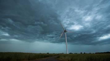 heftige unwetter wüten im norden von rheinland-pfalz