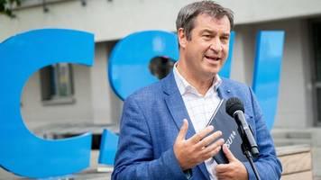 Söder hat ein komisches Gefühl bei Finanzminister Scholz