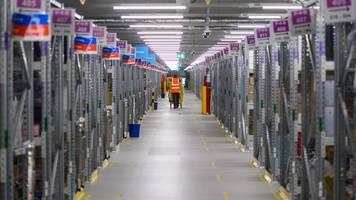 Verdi kündigt Arbeitsniederlegungen bei Amazon an