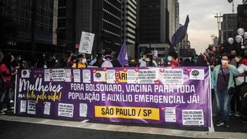 Coronavirus - Brasilien: Über 500.000 Corona-Tote und neue Proteste