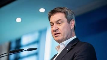 Söder: Mehr als zehn Millionen Corona-Impfungen in Bayern