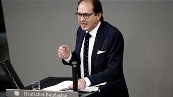 the pioneer: dobrindt soll csu-spitzenkandidat werden