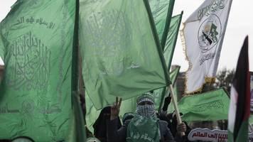 verbot von hamas-flagge: bundesregierung offenbar einig