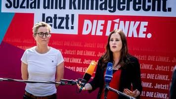 Parteitag - Linke beschließt Wahlprogramm: 13 Euro Mindestlohn gefordert