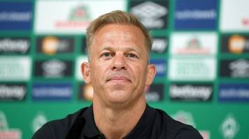 2. Liga - Wiederaufbau vor Wiederaufstieg: Werder-Coach Anfang warnt
