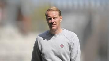 st.-pauli-coach lobt knoll: sportliche zukunft offen