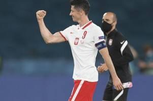 Lewandowski sorgt für Alarmstufe rot bei Spaniern