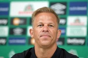 Wiederaufbau vor Wiederaufstieg: Werder-Coach Anfang warnt