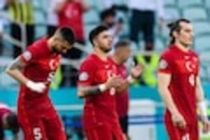 Fußball-EM 2021 - Schweiz - Türkei im Live-Ticker: Duell der Enttäuschenden mit wenig Hoffnung aufs Achtelfinale
