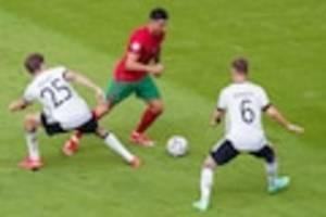 """nach furiosem sieg gegen portugal - internationale presse staunt über dfb-team: """"drei musketiere nehmen portugal auseinander"""""""