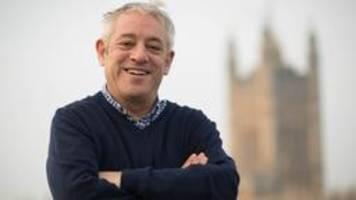 Großbritannien: Ex-Speaker Bercow tritt Labour bei