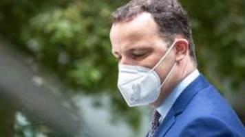 Spahn verteidigt Maskenbeschaffung in der Corona-Krise