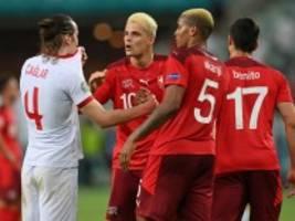 Schweiz bei der EM 2021: Zu exakt 98,2 Prozent eine Runde weiter