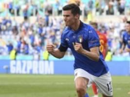 Starke Auftritte bei der EM 2021: Italien genießt den Zauber