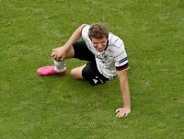 Auch Hummels fehlt im Training: Müller droht Ausfall im EM-Gruppenfinale