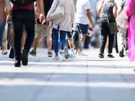 Corona-Jahr stoppt Wachstum: Einwohnerzahl in Deutschland stagniert