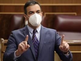 Spanien streitet wieder: Sánchez wagt Begnadigung von Katalanen