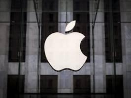 Marktübergreifende Bedeutung?: Kartellamt knöpft sich auch Apple vor