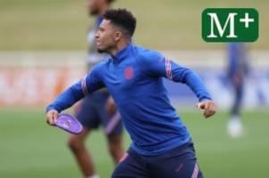 EM 2021: Das EM-Rätsel Jadon Sancho - England fordert den BVB-Profi