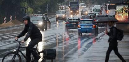 Wetter: Starkregen und Unwetter folgen auf Hitzewelle