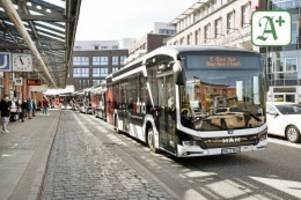 norderstedt: busfahren 2022 – besserer takt, mehr komfort