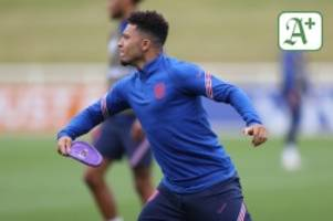 EM 2021: Das EM-Rätsel Jadon Sancho – England fordert den BVB-Profi
