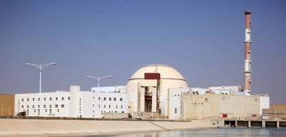 """Iranisches Atomkraftwerk nach """"technischem Fehler"""" abgeschaltet"""