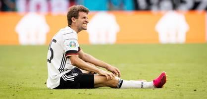 Thomas Müller fällt offenbar für mindestens ein EM-Spiel aus