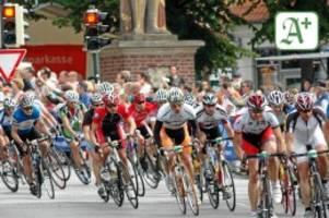 Kreis Pinneberg: Bald rasen die Profi-Radler wieder durch Wedel