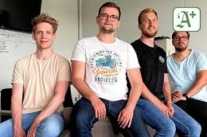 Kreis Segeberg: Start-Up Encentive darf jetzt ins SiliconValley reisen