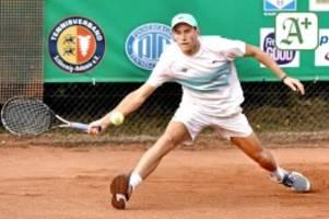 Tennis: Hellfritsch mit Yoga statt Training im Viertelfinale