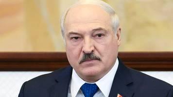 Treffen in Luxemburg - Belarus: EU-Außenminister wollen Sanktionen in Kraft setzen