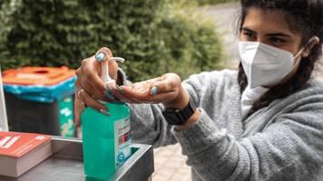 rki: bundesweite sieben-tage-inzidenz erneut gesunken