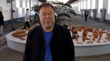Schweiz: Künstler Ai Weiwei droht Anzeige wegen Nazivergleich