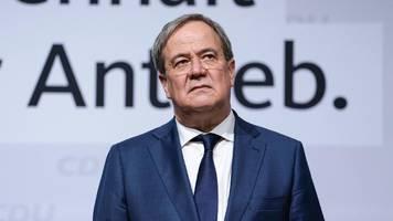 Halten sie zu ihm? Wie Armin Laschet die Konservativen der CDU umgarnt