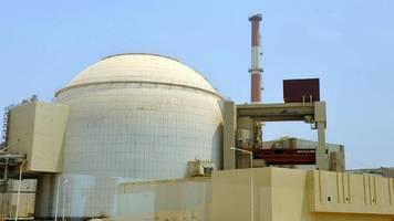 Iranisches Atomkraftwerk Buschehr abgeschaltet