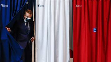 Regionalwahlen: Rückschlag für Frankreichs Rechtsextreme - Abfuhr für Macron